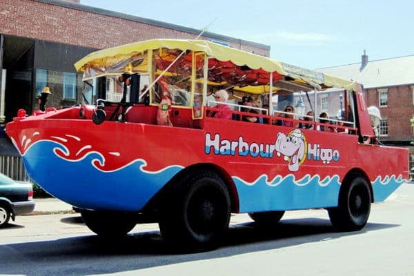 Harbour Hippo tour