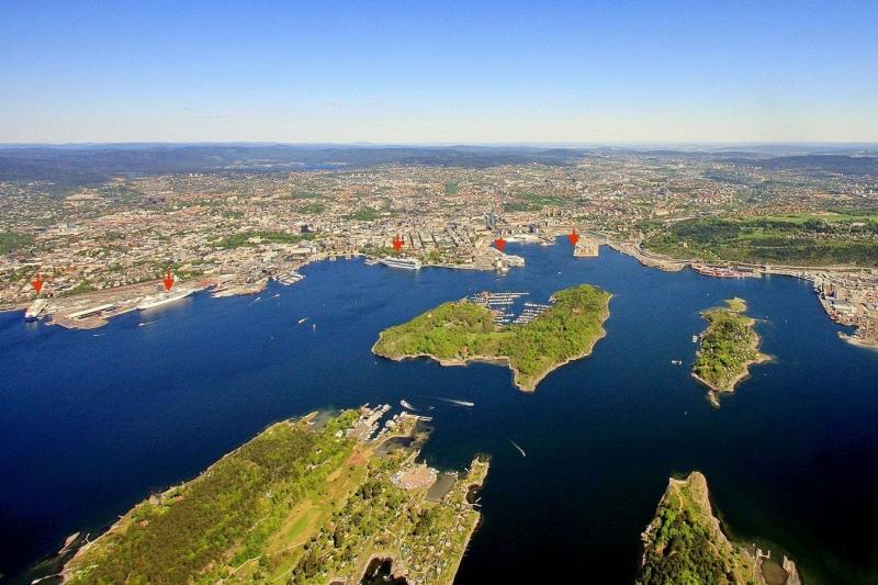 Oslo Oslo Norvegiya Kruiznye Terminaly V Portu Kak Dobratsya Ot