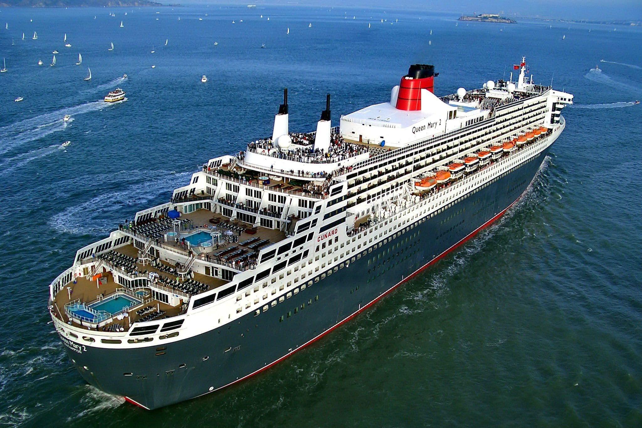 queens ship lets - HD2048×1365