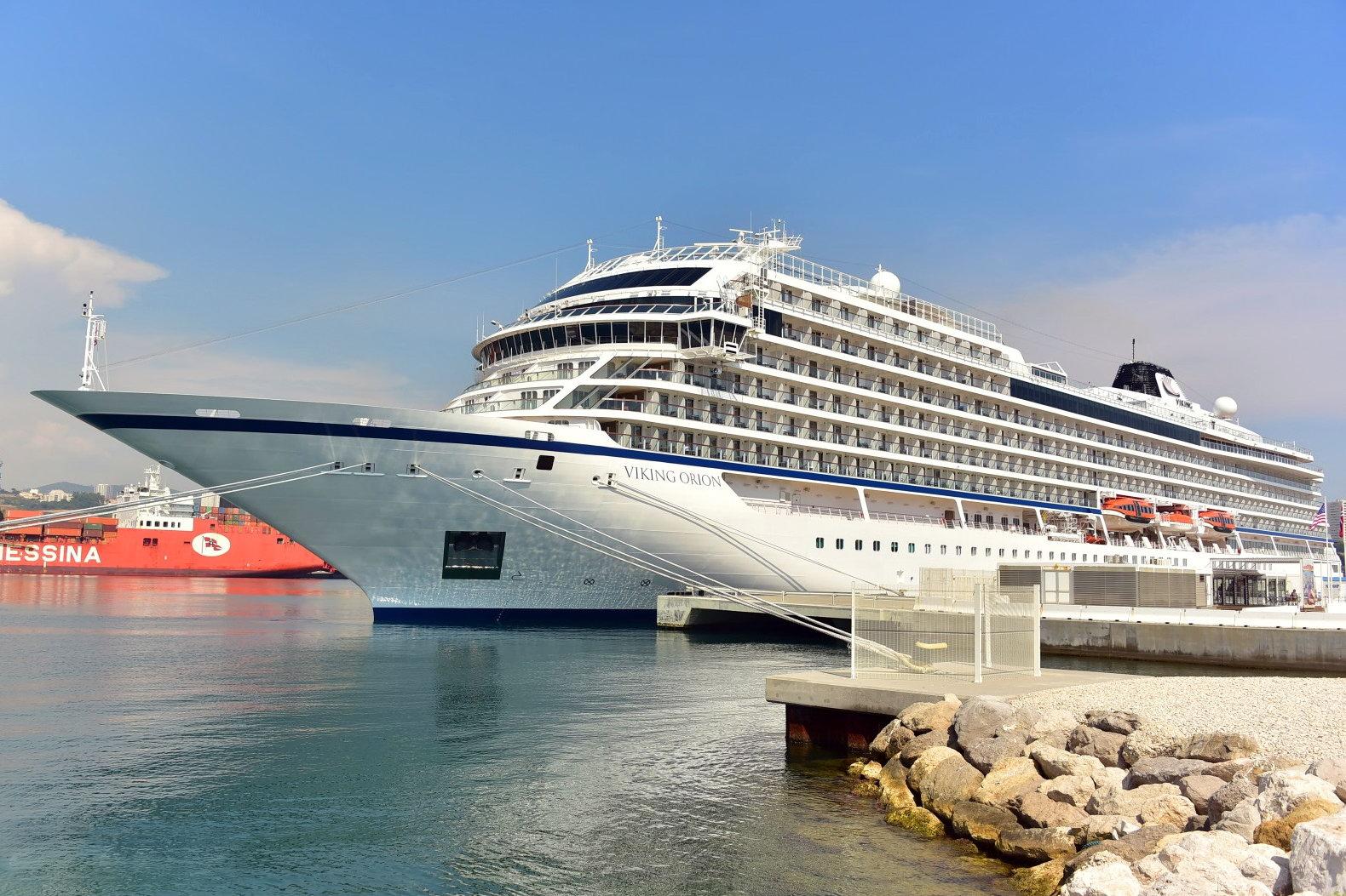 Третий за сезон круизный лайнер доставил на Камчатку 850 пассажиров