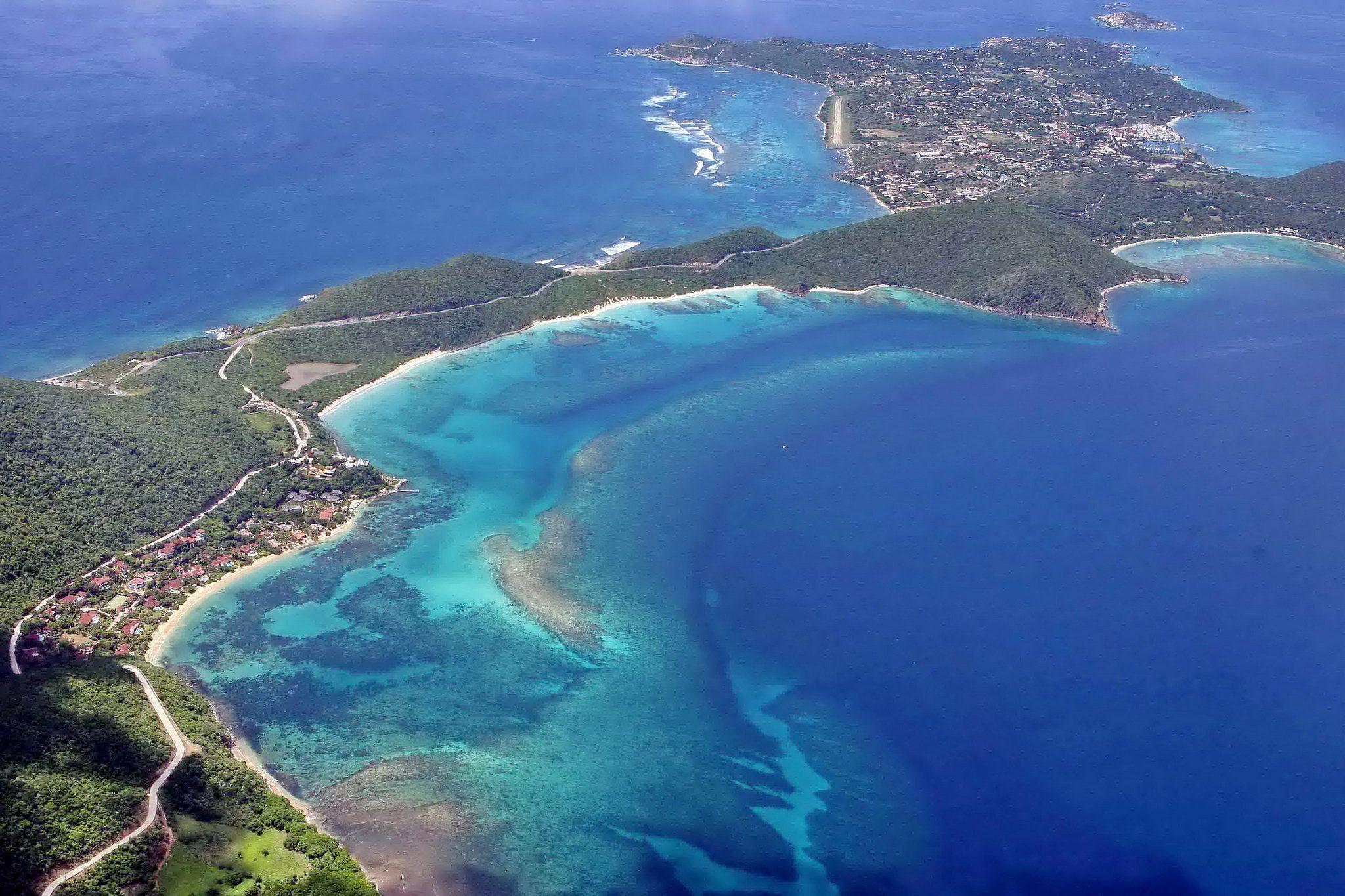 The Baths, Virgin Gorda Island, British Virgin Islands, West Indies  № 1471509 без смс