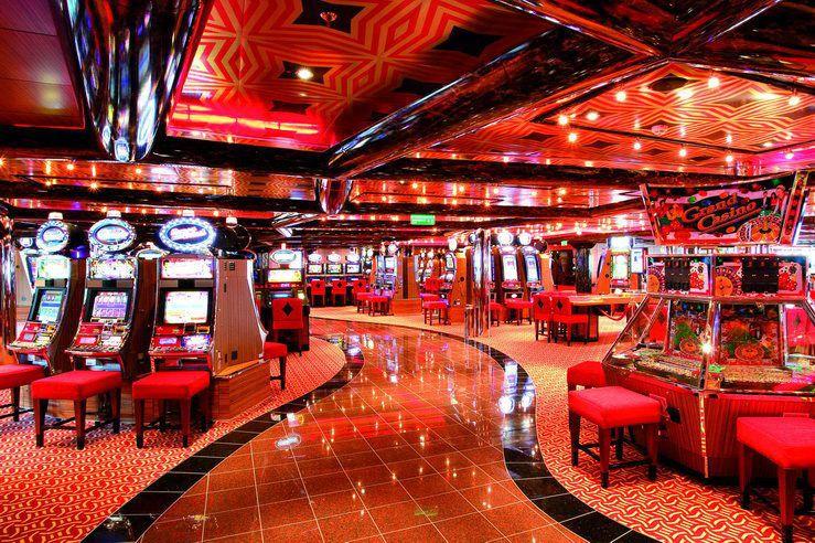 Казино відео простір як організована казино
