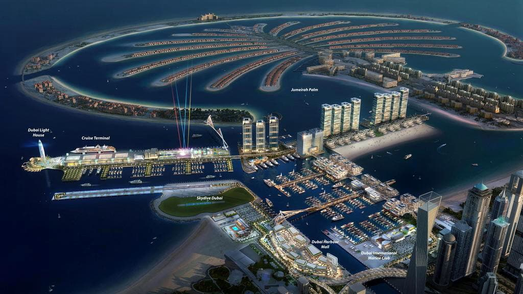 dubai-second-cruise-terminal