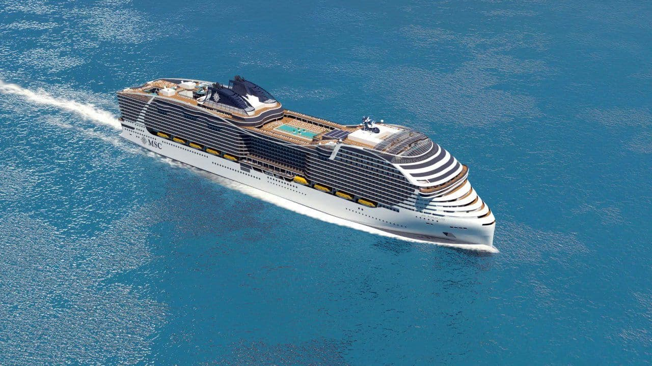 MSC Cruises World Class