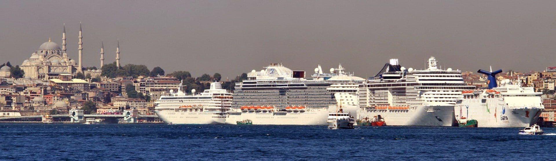 Порт Стамбула готовится к возрождению и приёму круизных лайнеров