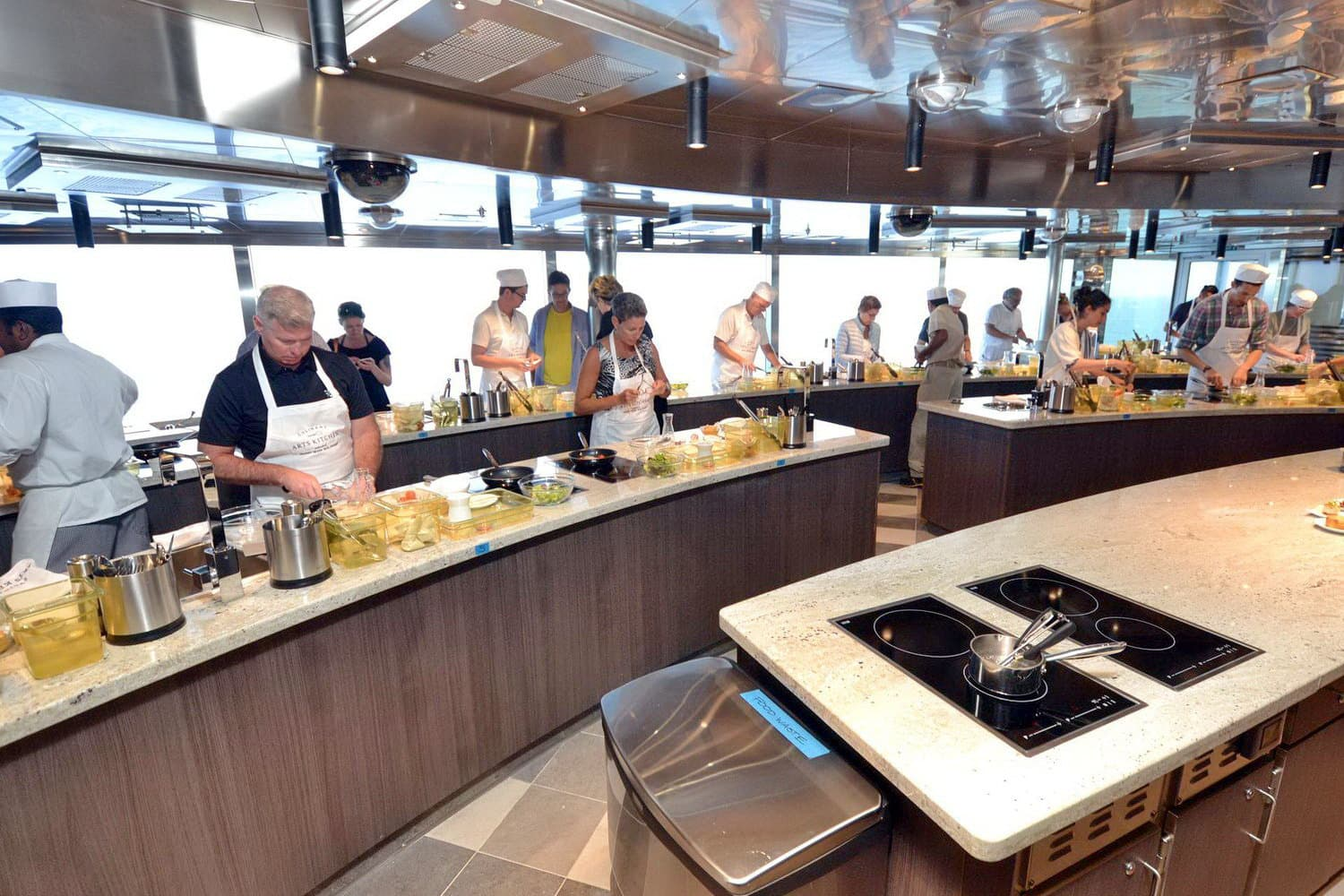 Seven Seas Explorer-Culinary Arts Center